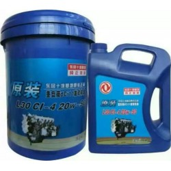 Heavy Duty DCI11 Engine Oil DFCV-L30 15W-40