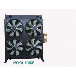 radiator for generator 12V190-800KW
