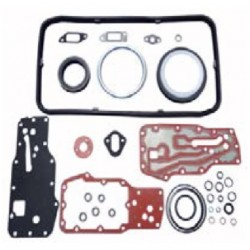 cummins ISDE4 lower engine gasket kit 4955357