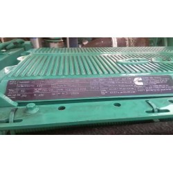 cummins generator QSX15 -G8