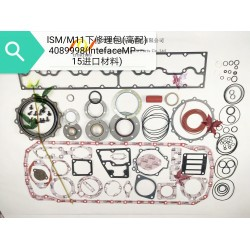 cummins M11 engine gasket kit 4089998